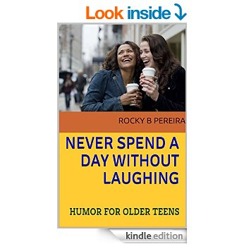 never spend a day without laughing
